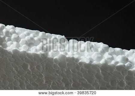 Expanded polystyrene sheet