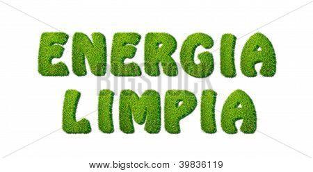 Clean Energy.