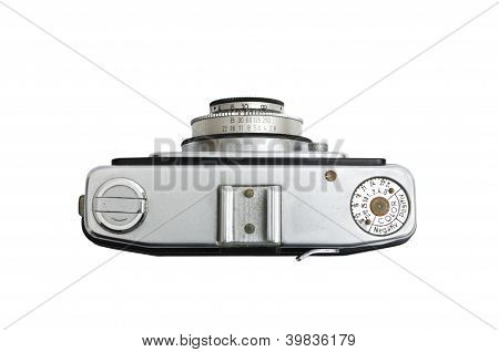 Vintage Camera View From Above