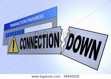 Connection Down