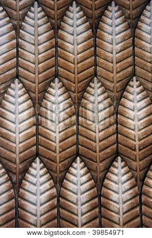 Leaf Tile Patterns