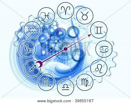Zodiac Gears