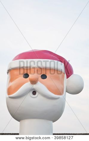 Santa Claus symbol