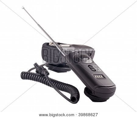 Disparador radiocontrolado