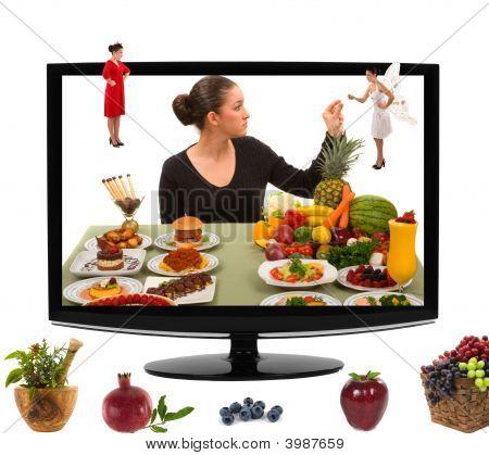 Comer comida sana
