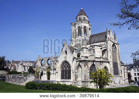Old Saint-etienne Church