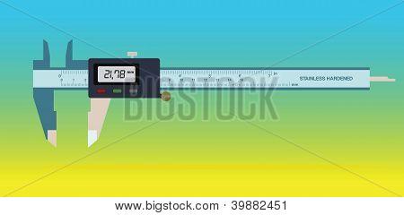 Vernier Caliper Digital Tool