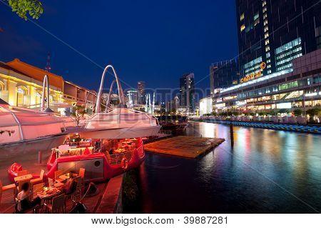 Clarke Quay - Singapore