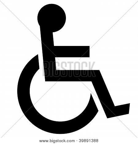 Disabled Logo