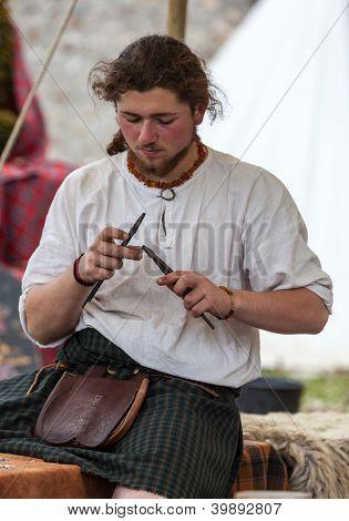 Medieval Scottish Jeweller