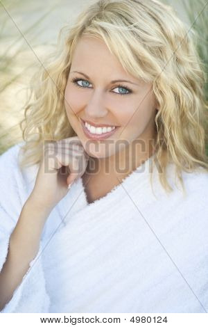 Naturally Beautiful Smile