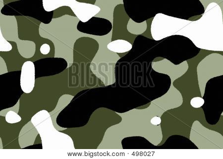 Camouflage  Pattern 1