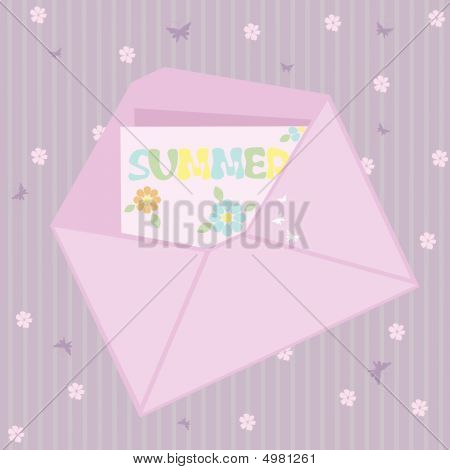 Summer Letter