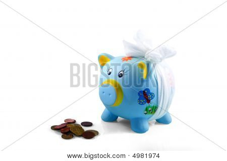 My Piggy-bank Is Hurt