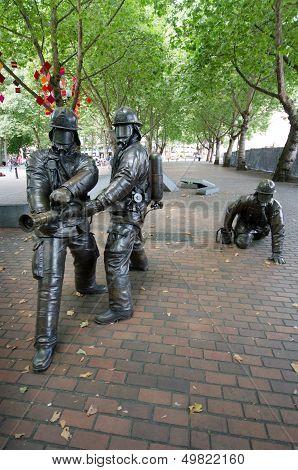Seattle Fallen Firefighters' Memorial