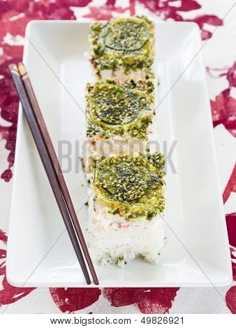 California Pan Sushi