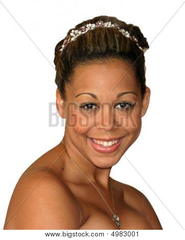 Mixed Racial Woman Revised Copy