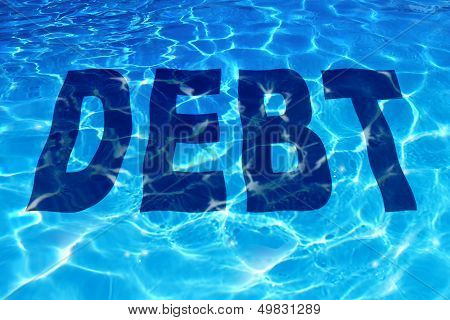 Drowning In Debt