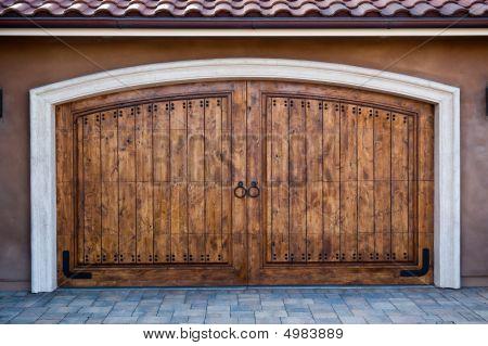 Magnificent Carriage Doors