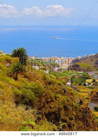 Barranco De Las Nieves, La Palma