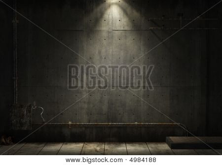 Grunge Background Industrial