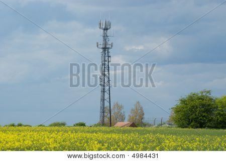 Aerial Mast Tower