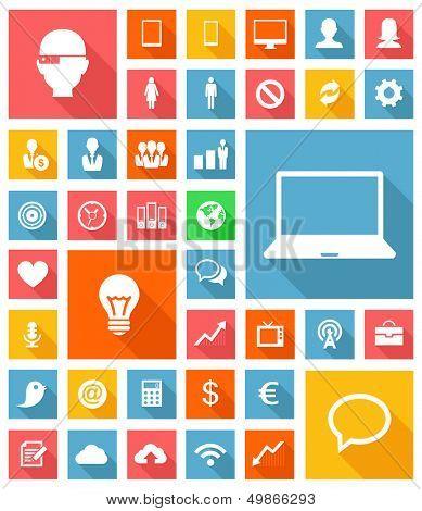 Web and Soft Icon set