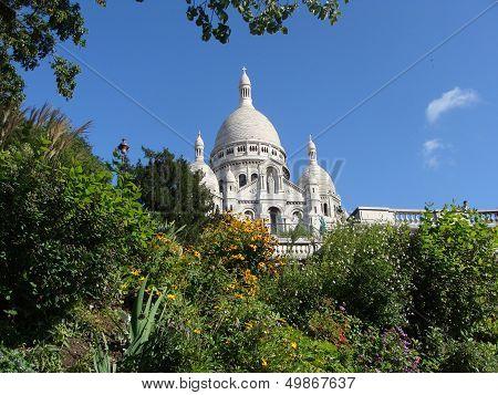 La Basilique du Sacr� Coeur de Montmartre1