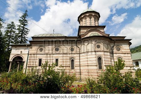 Monastery Cozia - Romania