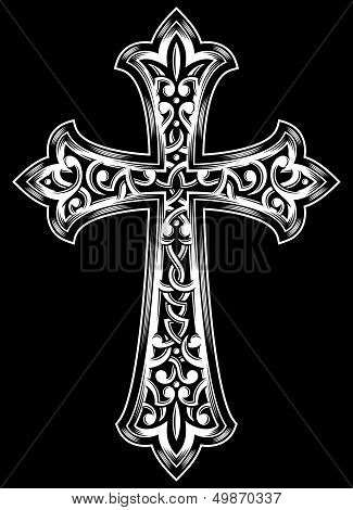 Antique Christian Cross