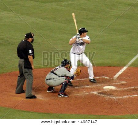 Scott Rolen At Bat