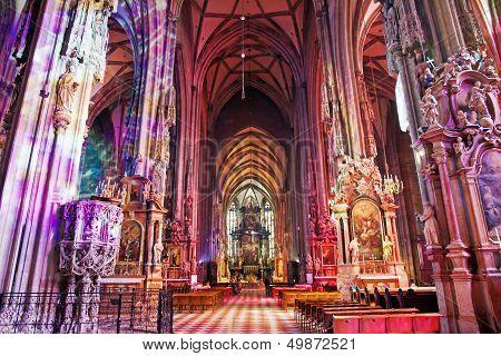 Sstephansdom Cathedral, Wien, Austria