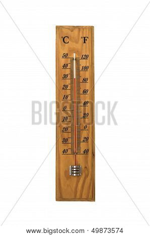 Household thermometer for temperature