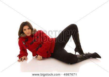Sexy Elegant Woman