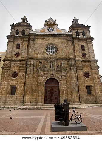 Cartagena de Indias Cathedral