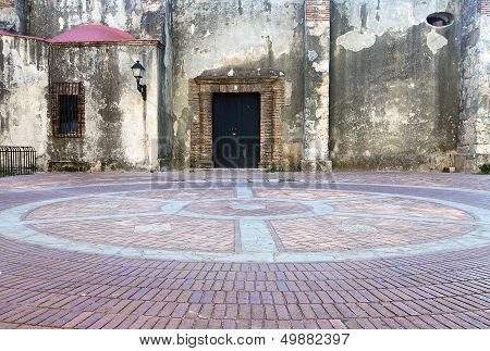 Plaza at Santo Domingo, Dominican Republic