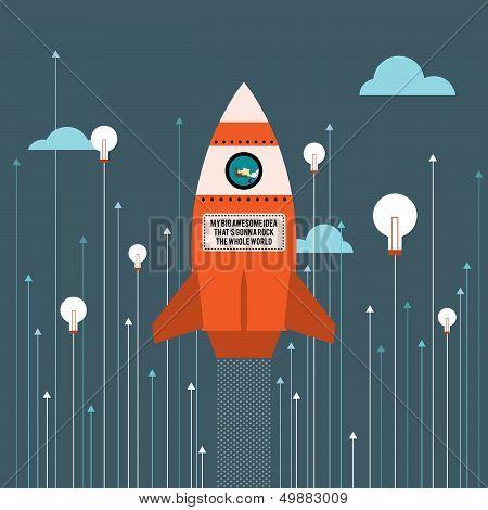 Big Idea Rocket
