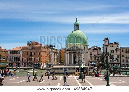 San Simeone E Giuda Church, Venice