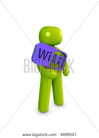 Icon Guy, Wifi
