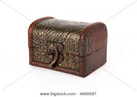 Old-fashioned Treasure Chest