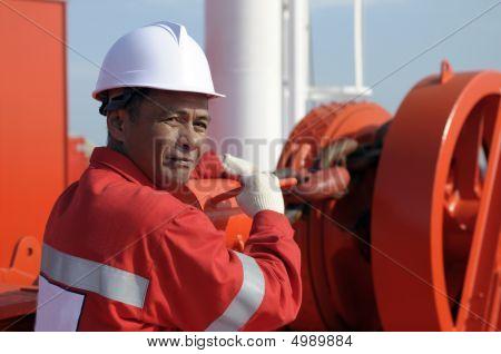 Seamen - Boatswain