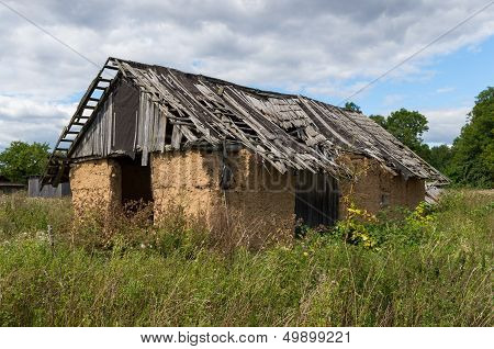 Old Farm Shack