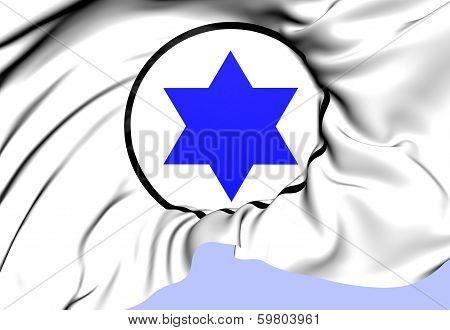 Star Of David Round