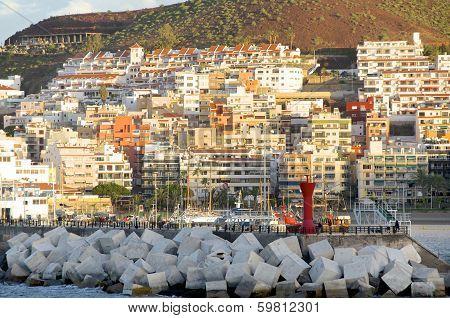 Tenerife, Los Cristianos