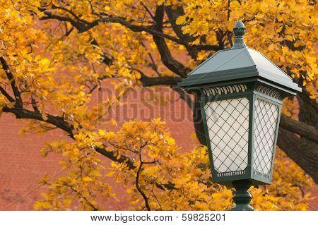 Street-lamp, Classic Style