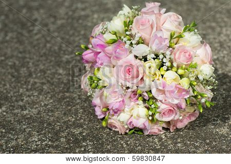 Wedding Bridal Bouquet