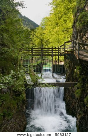 Adventure Park In Mendlingtal