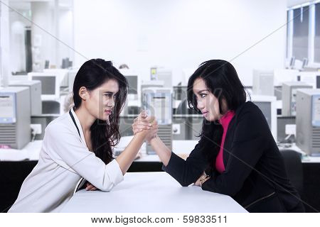 Business Competition At Workplace