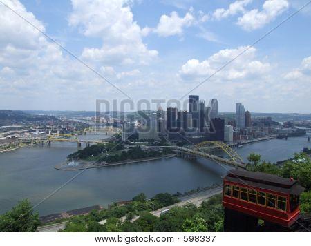 Overlooking Pittsburg