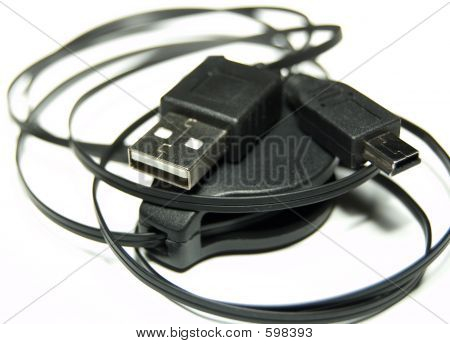USB preto